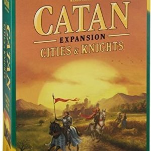 Catan: cities and knights - brætspiludvidelse