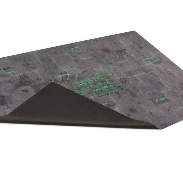 Battle mat 6'x4' / 183x122cm g-mat: chem zone