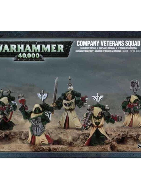 Company Veterans Squad - Dark Angels