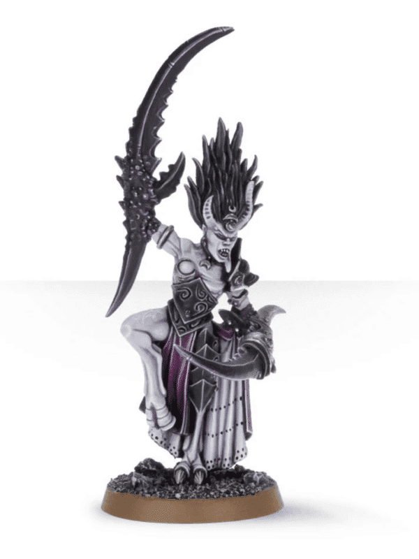 Daemons of Slaanesh Herald of slaanesh