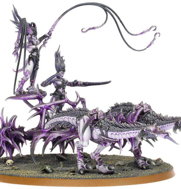 Daemons of Slaanesh: Seeker Chariot of Slaanesh