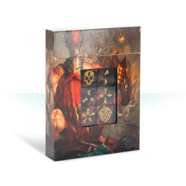 FYRESLAYERS DICE SET