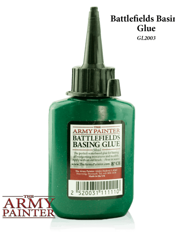 Battlefields basing glue - the army painter pva lim til baser