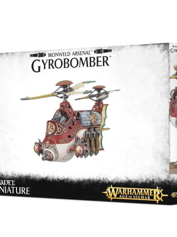 Gyrocopter / Gyrobomber - Cities of Sigmar