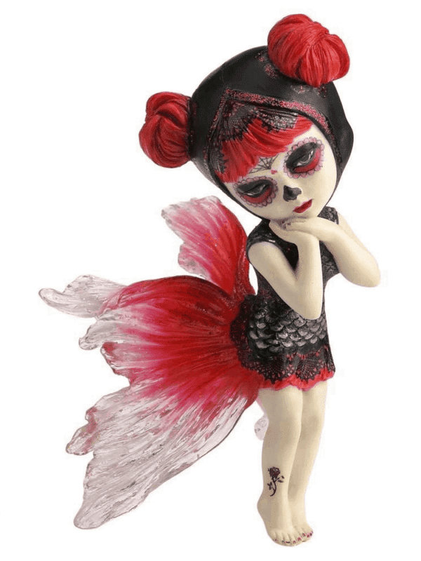 Koi dancer - fairy figur