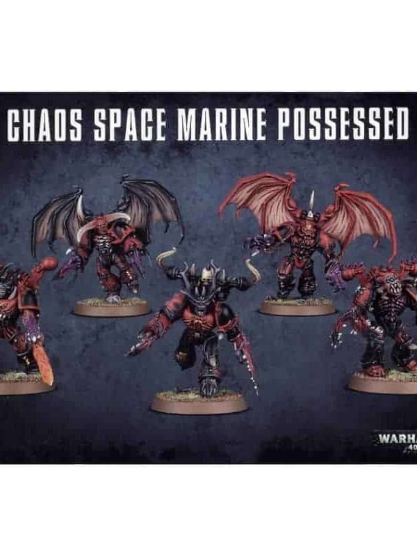 Possessed - Chaos Space Marines
