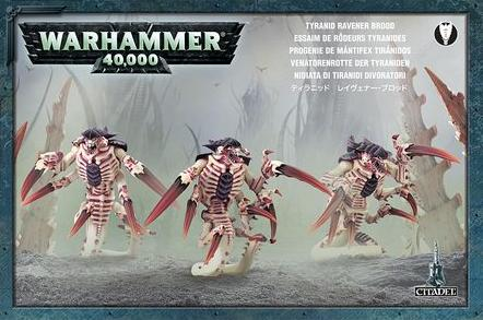 Ravener Brood - Tyranids