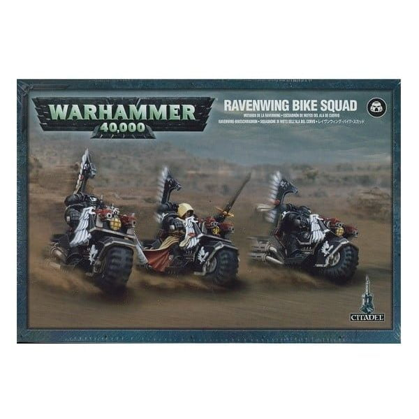 Ravenwing Bike Squadron - Dark Angels
