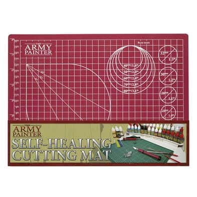 Selfhealing Cutting Mat – Skæreplade fra The Army Painter