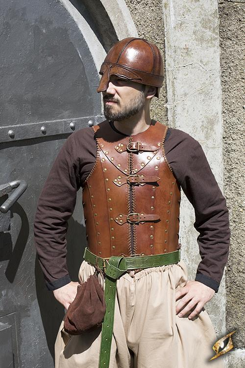Soldier Armour - brown - str M