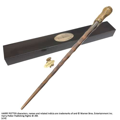 Wand: ron weasley (character-edition tryllestav fra harry potter)
