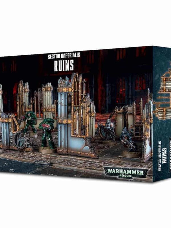 Warhammer 40.000: urban conquest