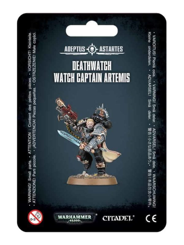 Watch Captain Artemis - Deathwatch