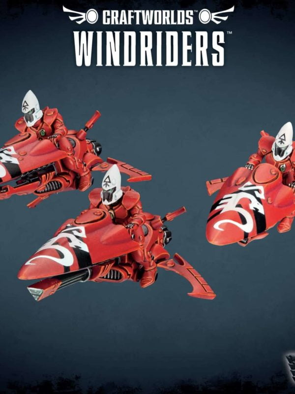 Windriders - Craftworlds