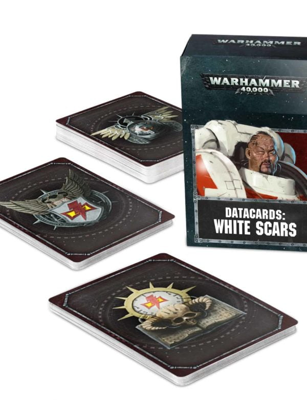 Datacards White Scars