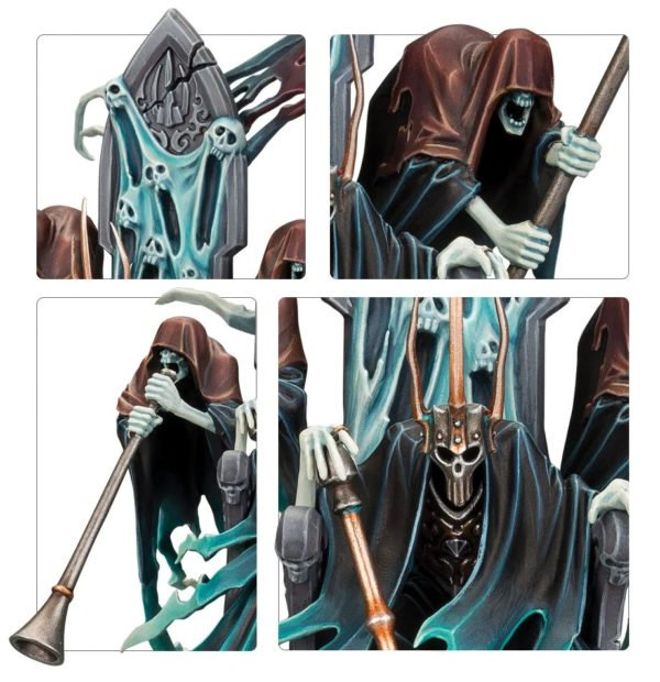 Nighthaunt: Kurdoss Valentian, The Craven King