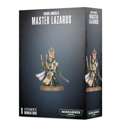 Master Lazarus - Dark Angels