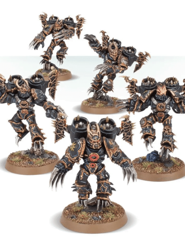 Raptors - Chaos Space Marines
