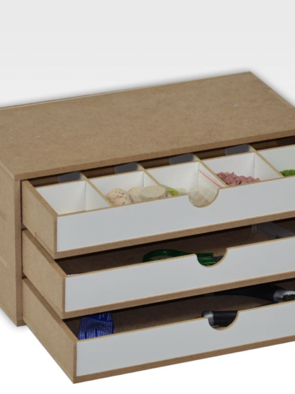 Hobby Zone: Drawers Module