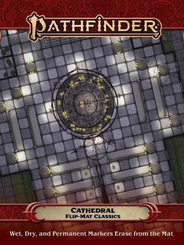 Pathfinder Flip-Mat: Cathedral