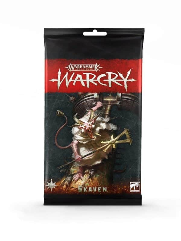 Warcry: Skaven Card Pack