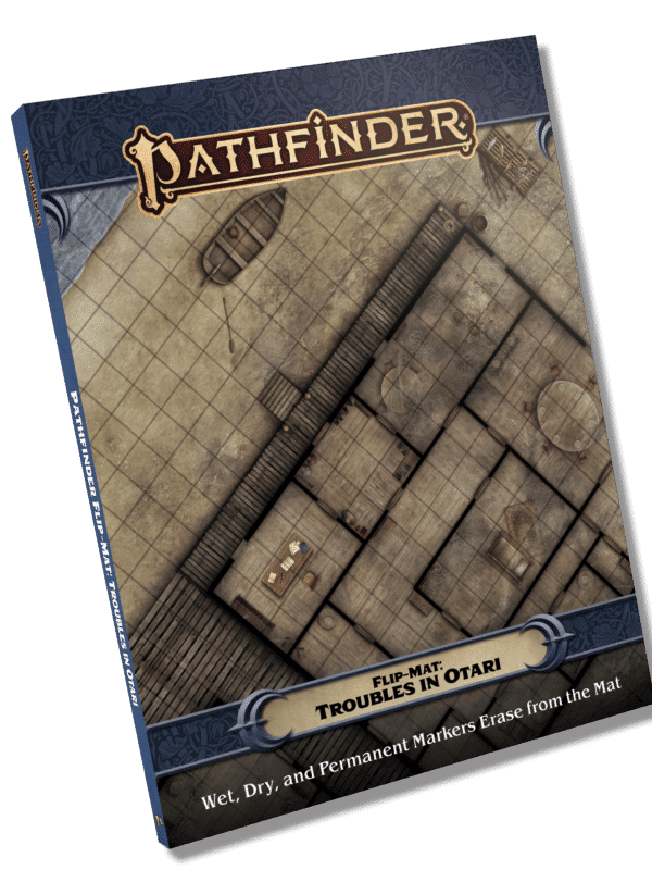 Pathfinder Flip-Mat: Troubles in otari