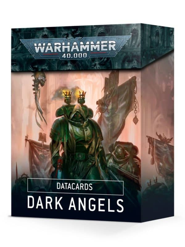 Datacards: Dark Angels (9th Edition)