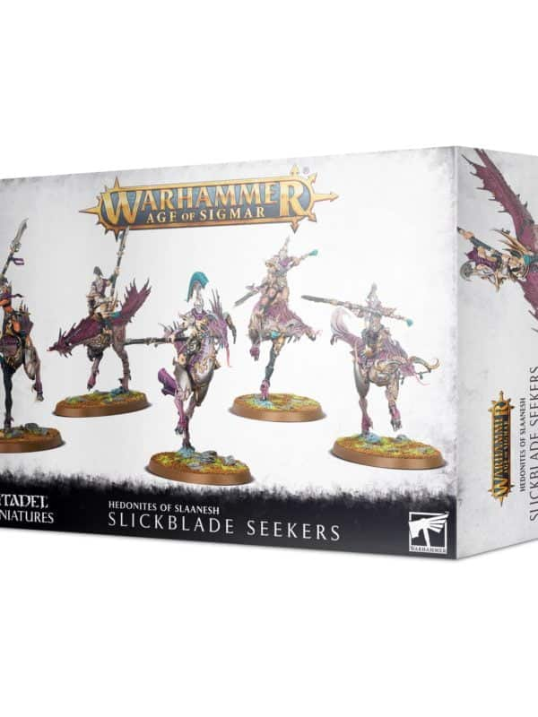 Slickblade Seekers - Hedonites of Slaanesh