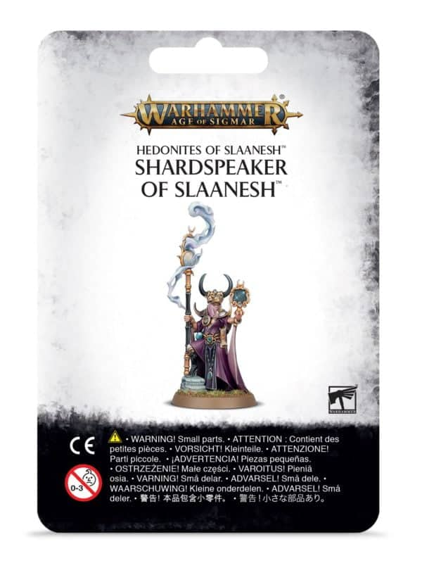 Shardspeaker of Slaanesh - Hedonites of Slaanesh