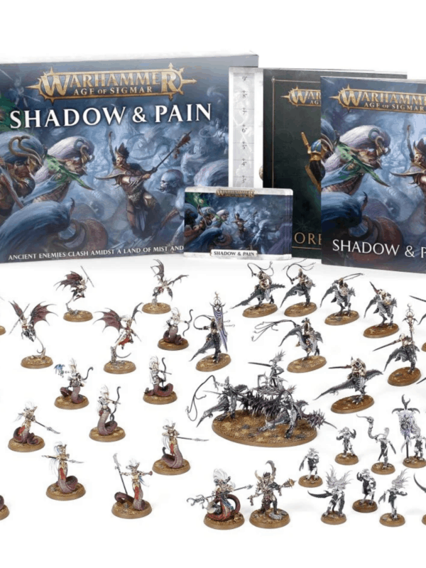 Shadow and Pain<br>Hedonites mod Aelves Box Set